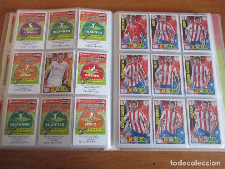 Coleccionismo deportivo: ALBUM DE CROMOS DE FUTBOL ADRENALYN XL TEMPORADA 2016/17 (BASTANTE COMPLETO CON 575 CROMOS) - Foto 36 - 182855247