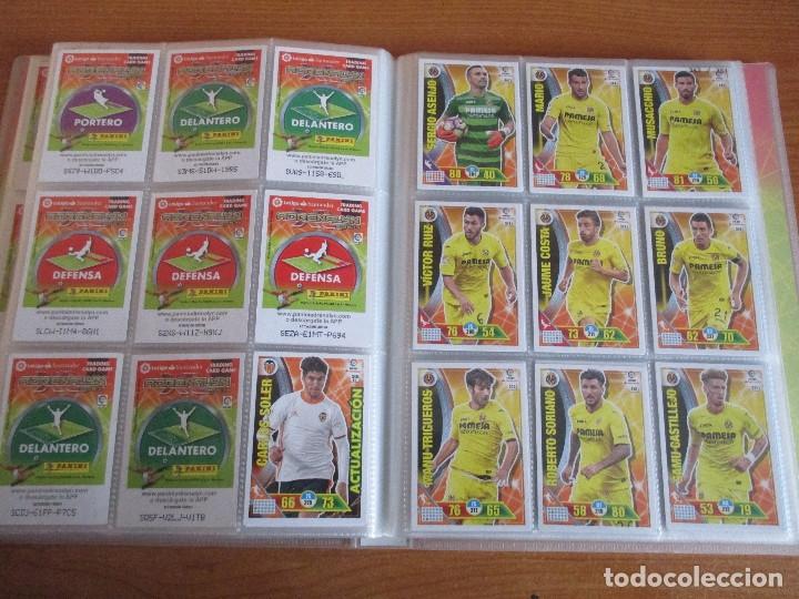 Coleccionismo deportivo: ALBUM DE CROMOS DE FUTBOL ADRENALYN XL TEMPORADA 2016/17 (BASTANTE COMPLETO CON 575 CROMOS) - Foto 40 - 182855247