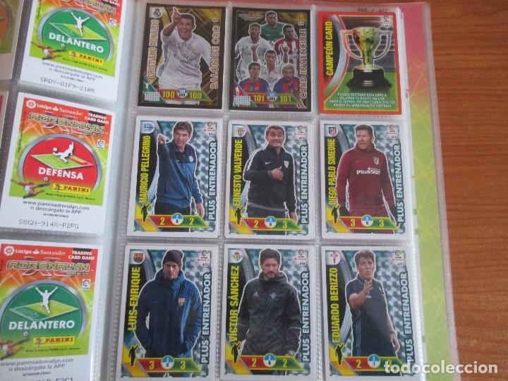 Coleccionismo deportivo: ALBUM DE CROMOS DE FUTBOL ADRENALYN XL TEMPORADA 2016/17 (BASTANTE COMPLETO CON 575 CROMOS) - Foto 53 - 182855247