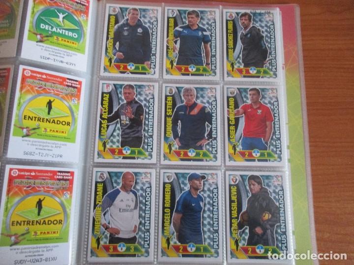Coleccionismo deportivo: ALBUM DE CROMOS DE FUTBOL ADRENALYN XL TEMPORADA 2016/17 (BASTANTE COMPLETO CON 575 CROMOS) - Foto 54 - 182855247