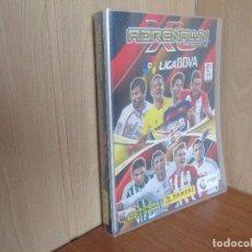 Coleccionismo deportivo: ALBUM DE CROMOS DE FUTBOL ADRENALYN XL TEMPORADA 2015/16 (BASTANTE COMPLETO CON 544 CROMOS). Lote 182855422