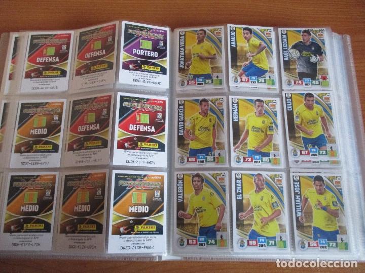 Coleccionismo deportivo: ALBUM DE CROMOS DE FUTBOL ADRENALYN XL TEMPORADA 2015/16 (BASTANTE COMPLETO CON 544 CROMOS) - Foto 24 - 182855422