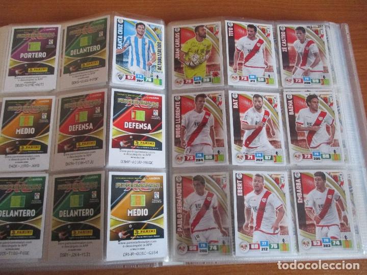 Coleccionismo deportivo: ALBUM DE CROMOS DE FUTBOL ADRENALYN XL TEMPORADA 2015/16 (BASTANTE COMPLETO CON 544 CROMOS) - Foto 31 - 182855422