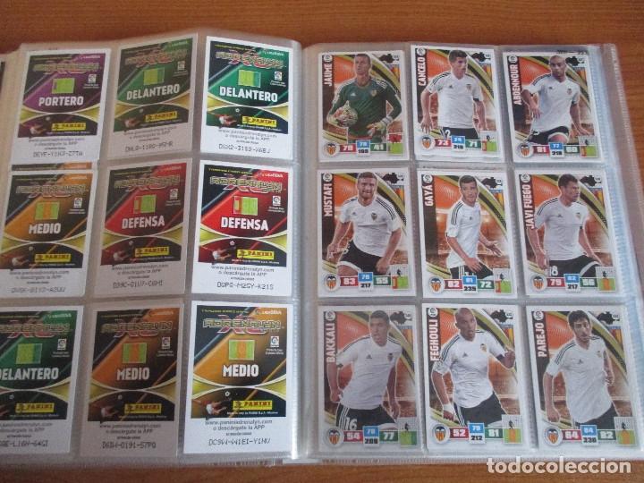 Coleccionismo deportivo: ALBUM DE CROMOS DE FUTBOL ADRENALYN XL TEMPORADA 2015/16 (BASTANTE COMPLETO CON 544 CROMOS) - Foto 39 - 182855422