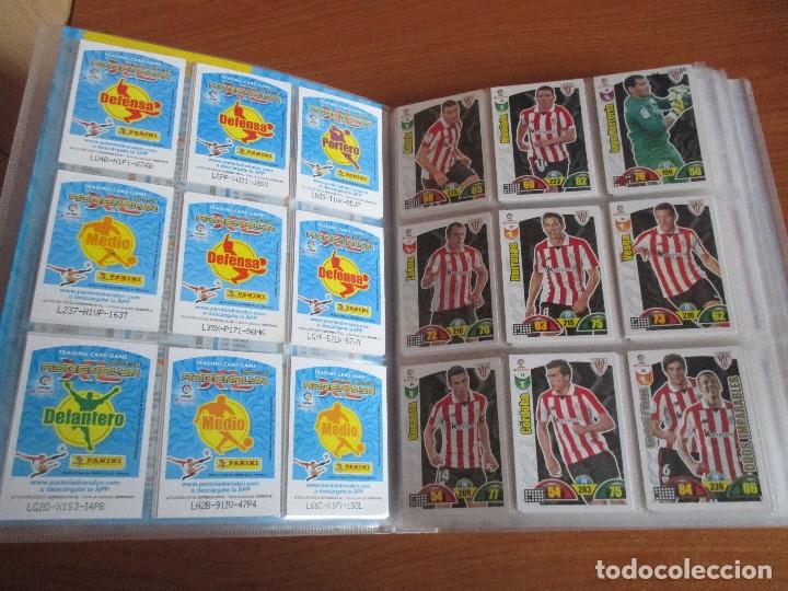 Coleccionismo deportivo: ALBUM DE CROMOS DE FUTBOL ADRENALYN XL TEMPORADA 2017/18 (BASTANTE COMPLETO CON 568 CROMOS) - Foto 5 - 182855538