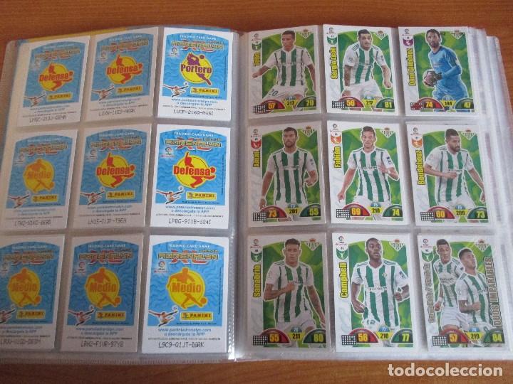 Coleccionismo deportivo: ALBUM DE CROMOS DE FUTBOL ADRENALYN XL TEMPORADA 2017/18 (BASTANTE COMPLETO CON 568 CROMOS) - Foto 11 - 182855538