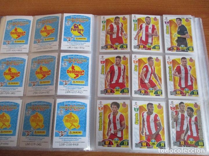 Coleccionismo deportivo: ALBUM DE CROMOS DE FUTBOL ADRENALYN XL TEMPORADA 2017/18 (BASTANTE COMPLETO CON 568 CROMOS) - Foto 23 - 182855538