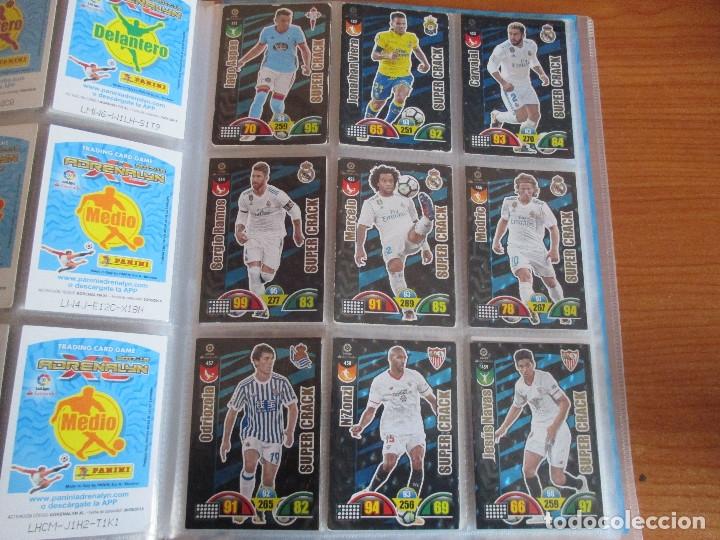 Coleccionismo deportivo: ALBUM DE CROMOS DE FUTBOL ADRENALYN XL TEMPORADA 2017/18 (BASTANTE COMPLETO CON 568 CROMOS) - Foto 52 - 182855538