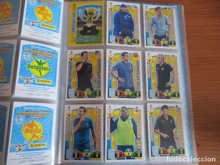 Coleccionismo deportivo: ALBUM DE CROMOS DE FUTBOL ADRENALYN XL TEMPORADA 2017/18 (BASTANTE COMPLETO CON 568 CROMOS) - Foto 54 - 182855538