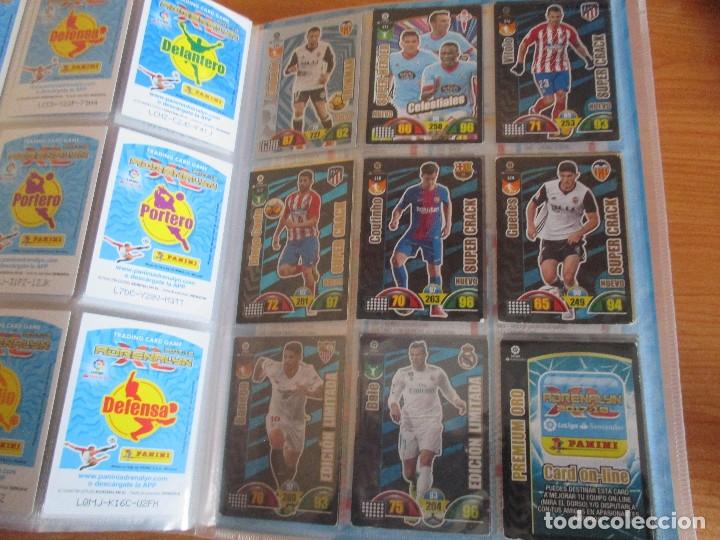 Coleccionismo deportivo: ALBUM DE CROMOS DE FUTBOL ADRENALYN XL TEMPORADA 2017/18 (BASTANTE COMPLETO CON 568 CROMOS) - Foto 59 - 182855538