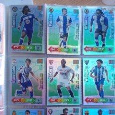 Coleccionismo deportivo: ADRENALYN 2010-11 CONTIENE 335 CROMOS FICHERO SIN PORTADAS. Lote 183361405