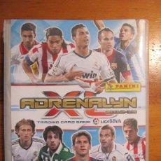 Coleccionismo deportivo: ALBUM DE FUTBOL ADRENALYN 2012-13; PANINI - CONTIENE 303 CROMOS. Lote 183658863