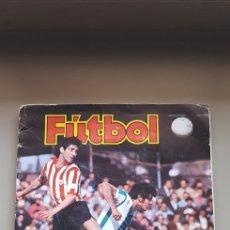Coleccionismo deportivo: ALBUM COMPLETO EN EQUIPOS Y VARIOS FICHAJES LIGA ESTE 77 78 1977 1978 CON 32 DOBLES. Lote 184191905
