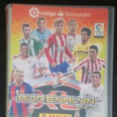 Coleccionismo deportivo: ALBUM DE FUTBOL ADRENALYN, TEMPORADA 2016-17 - CONTIENE 181 CROMOS. Lote 184407240