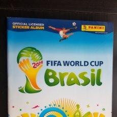 Coleccionismo deportivo: ÁLBUM CROMOS NUEVO / PLANCHA MUNDIAL FIFA WORLD CUP BRASIL 2014 PANINI 14. Lote 184774907