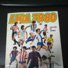 Coleccionismo deportivo: ALBUM ESTE 79/80 CON POCOS CROMOS MUY NUEVO (POSIBILIDAD DE INCLUIRLE 100 CROMOS POR 30 EUROS). Lote 184804376
