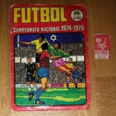Coleccionismo deportivo: CAMPEONATO NACIONAL 1974 1975 , EDITORIAL RUIZ ROMERO + SOBRE CROMOS VACIO. Lote 184905747