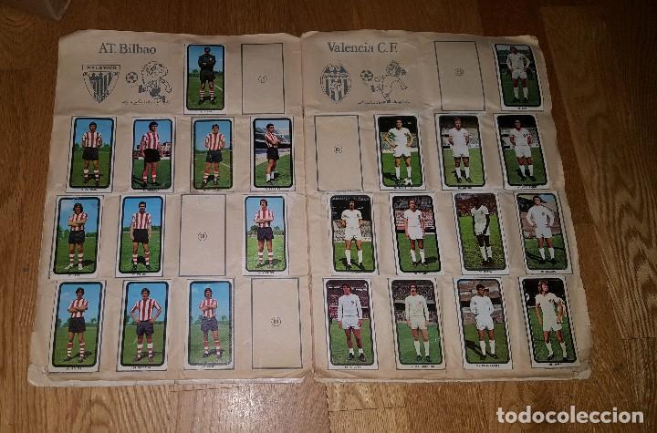 Coleccionismo deportivo: CAMPEONATO NACIONAL 1974 1975 , EDITORIAL RUIZ ROMERO + SOBRE CROMOS VACIO - Foto 3 - 184905747