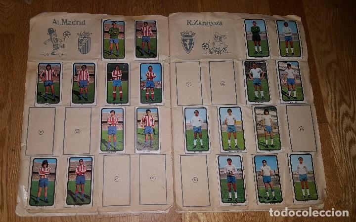 Coleccionismo deportivo: CAMPEONATO NACIONAL 1974 1975 , EDITORIAL RUIZ ROMERO + SOBRE CROMOS VACIO - Foto 4 - 184905747