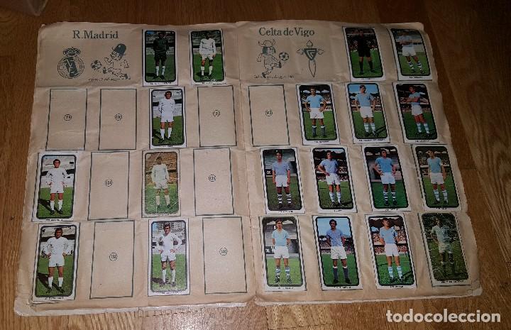 Coleccionismo deportivo: CAMPEONATO NACIONAL 1974 1975 , EDITORIAL RUIZ ROMERO + SOBRE CROMOS VACIO - Foto 8 - 184905747