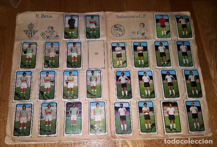 Coleccionismo deportivo: CAMPEONATO NACIONAL 1974 1975 , EDITORIAL RUIZ ROMERO + SOBRE CROMOS VACIO - Foto 10 - 184905747