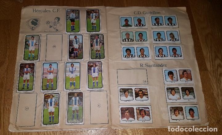Coleccionismo deportivo: CAMPEONATO NACIONAL 1974 1975 , EDITORIAL RUIZ ROMERO + SOBRE CROMOS VACIO - Foto 11 - 184905747