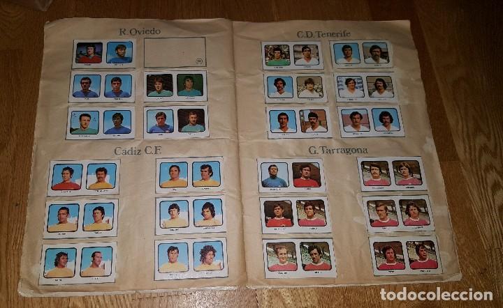 Coleccionismo deportivo: CAMPEONATO NACIONAL 1974 1975 , EDITORIAL RUIZ ROMERO + SOBRE CROMOS VACIO - Foto 12 - 184905747
