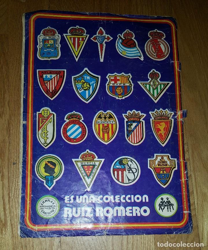 Coleccionismo deportivo: CAMPEONATO NACIONAL 1974 1975 , EDITORIAL RUIZ ROMERO + SOBRE CROMOS VACIO - Foto 15 - 184905747