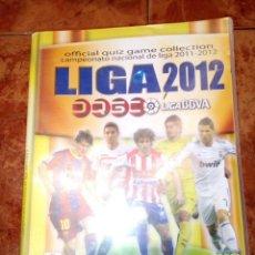 Coleccionismo deportivo: LIGA 2011-2012. MAS DE 600 CROMOS. MUNDI CROMO. SUPERSTAR, TOP,..... Lote 185783107