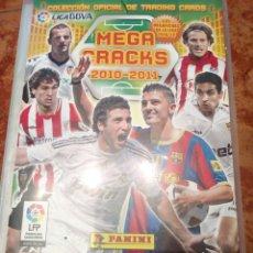 Coleccionismo deportivo: MEGA CRACKS 2010-2011. MAS DE 450 CROMOS. PANINI.. Lote 185785312