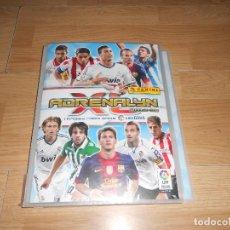 Coleccionismo deportivo: ADRENALYN 2012-13 - CON 179 TRADING CARD GAME - 111 BASE - 68 ESPECIALES - . Lote 185889127