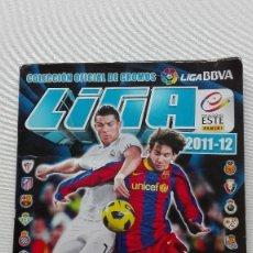 Coleccionismo deportivo: ALBUM DE CROMOS LIGA DE FUTBOL 2011-2012. Lote 185965473