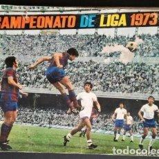 Coleccionismo deportivo: ALBUM DE FUTBOL FHER 1973/74 - VACIO. Lote 186075940