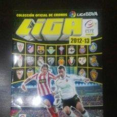 Coleccionismo deportivo: ÁLBUM NUEVO PLANCHA VACÍO CROMOS LIGA ESTE 2012 - 2013 12 - 13. Lote 186151811