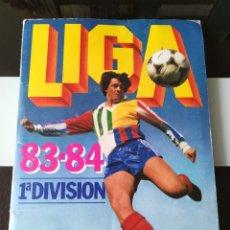 Coleccionismo deportivo: ÁLBUM CROMOS FÚTBOL LIGA ESTE 83 84 1ª DIVISIÓN CON 380 CROMOS 1983 1984. Lote 186367765