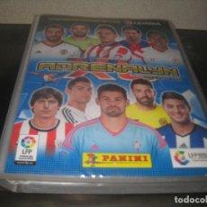 Coleccionismo deportivo: ADRENALYN 2014 - 15 ALBUM - CONTIENE 406 CROMOS. Lote 187104255