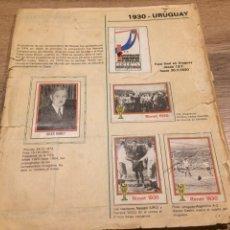 Coleccionismo deportivo: ÁLBUM MUNICH 74 - EDICIONES VULCANO-. Lote 187123891
