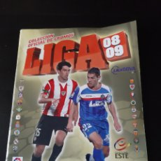 Coleccionismo deportivo: ALBUM 2010 2011 ALBUN 2008 2009 PLANCHA EDICIONES ESTE. Lote 188788175