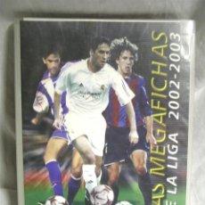 Coleccionismo deportivo: LAS MEGAFICHAS LIGA DE FUTBOL 2002 / 03 DE PANINI, 231 CROMOS. Lote 189192446