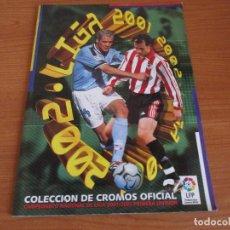 Coleccionismo deportivo: ALBUM CROMOS COLECCIONES ESTE LIGA 2002 (2001 - 2002) 2001-02 , CON 243 CROMOS. Lote 189388530