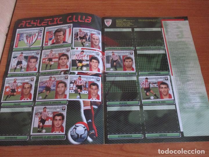 Coleccionismo deportivo: ALBUM CROMOS COLECCIONES ESTE LIGA 2002 (2001 - 2002) 2001-02 , CON 243 CROMOS - Foto 4 - 189388530