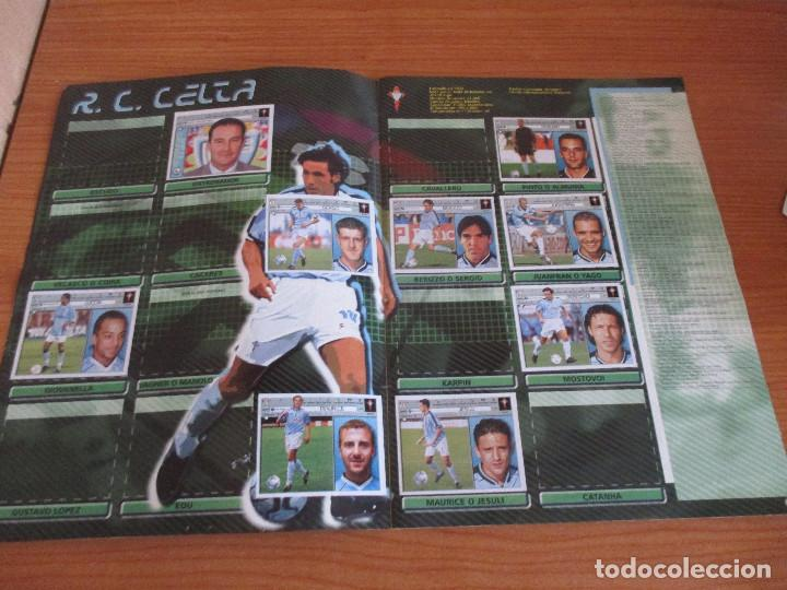 Coleccionismo deportivo: ALBUM CROMOS COLECCIONES ESTE LIGA 2002 (2001 - 2002) 2001-02 , CON 243 CROMOS - Foto 7 - 189388530