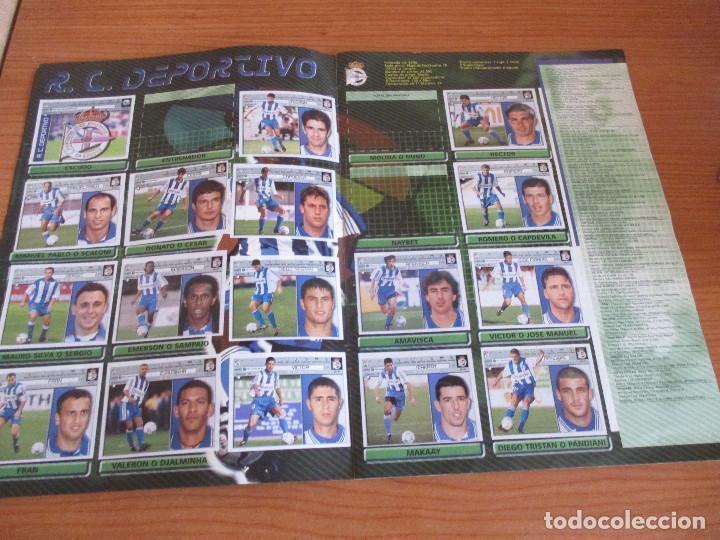 Coleccionismo deportivo: ALBUM CROMOS COLECCIONES ESTE LIGA 2002 (2001 - 2002) 2001-02 , CON 243 CROMOS - Foto 8 - 189388530