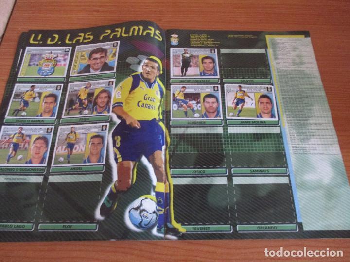 Coleccionismo deportivo: ALBUM CROMOS COLECCIONES ESTE LIGA 2002 (2001 - 2002) 2001-02 , CON 243 CROMOS - Foto 10 - 189388530