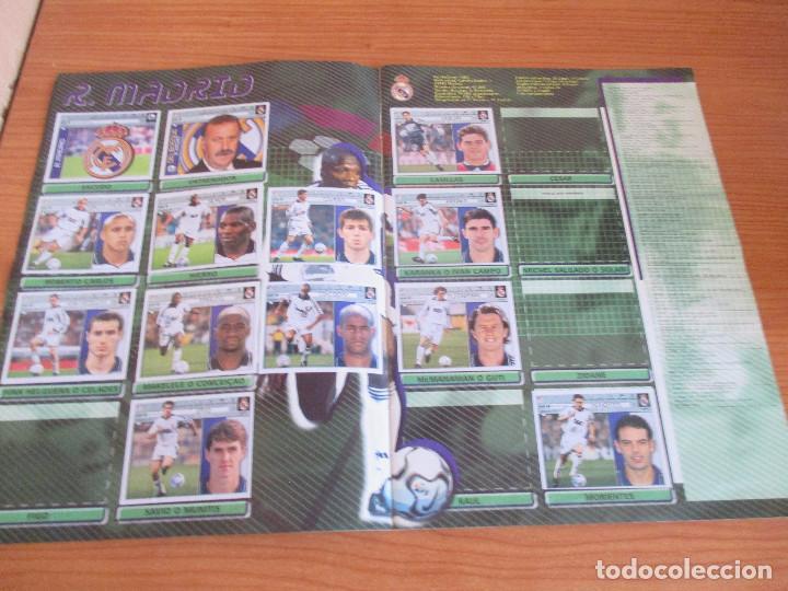 Coleccionismo deportivo: ALBUM CROMOS COLECCIONES ESTE LIGA 2002 (2001 - 2002) 2001-02 , CON 243 CROMOS - Foto 11 - 189388530
