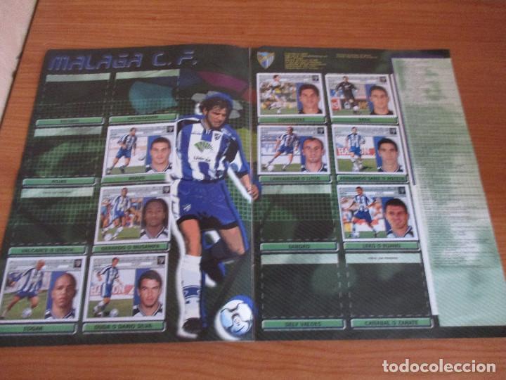 Coleccionismo deportivo: ALBUM CROMOS COLECCIONES ESTE LIGA 2002 (2001 - 2002) 2001-02 , CON 243 CROMOS - Foto 12 - 189388530