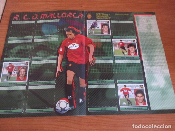 Coleccionismo deportivo: ALBUM CROMOS COLECCIONES ESTE LIGA 2002 (2001 - 2002) 2001-02 , CON 243 CROMOS - Foto 13 - 189388530
