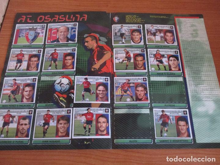 Coleccionismo deportivo: ALBUM CROMOS COLECCIONES ESTE LIGA 2002 (2001 - 2002) 2001-02 , CON 243 CROMOS - Foto 14 - 189388530