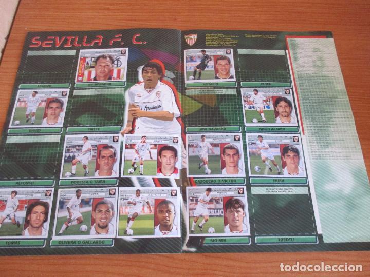 Coleccionismo deportivo: ALBUM CROMOS COLECCIONES ESTE LIGA 2002 (2001 - 2002) 2001-02 , CON 243 CROMOS - Foto 16 - 189388530