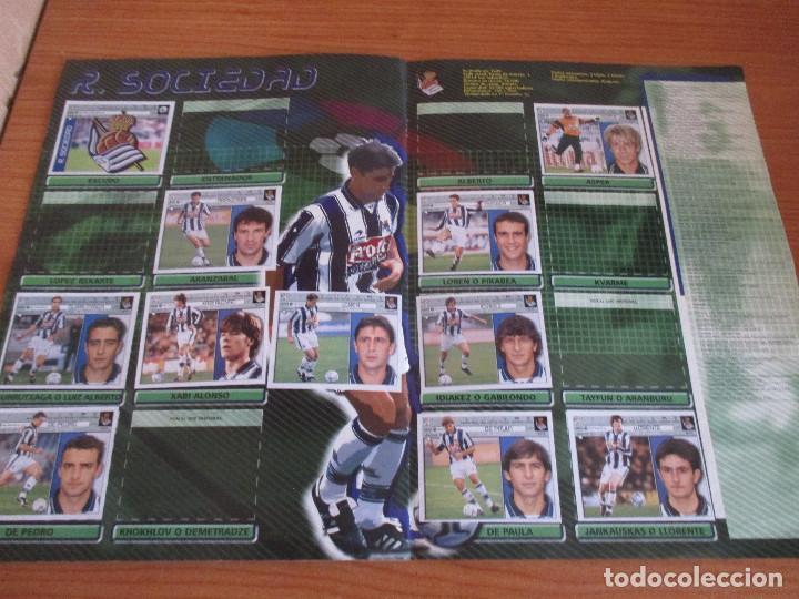 Coleccionismo deportivo: ALBUM CROMOS COLECCIONES ESTE LIGA 2002 (2001 - 2002) 2001-02 , CON 243 CROMOS - Foto 17 - 189388530